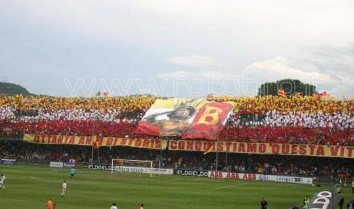 Comunicato Ufficiale Curva Sud Benevento 15.6.2016