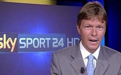 Alciato a Sky Sport 24 :