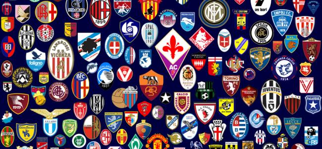 Gli anni in Serie A di tutte le società che vi hanno militato