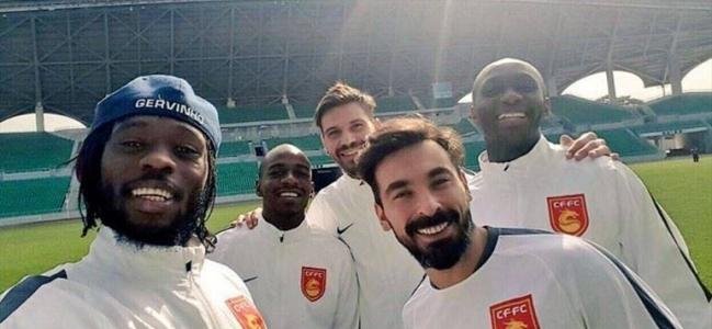 Ecco tutti i 74 calciatori stranieri che giocano in Cina
