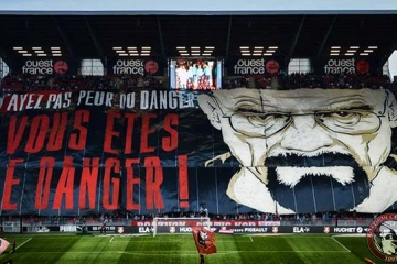 STADE RENNAIS FC - LYON 11.08.2017