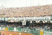 L'Avellino rischia la retrocessione : la risposta della Curva Sud