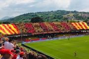 Le 10 coreografie più belle degli ultras del Benevento