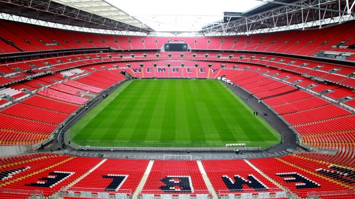 wembley dentro