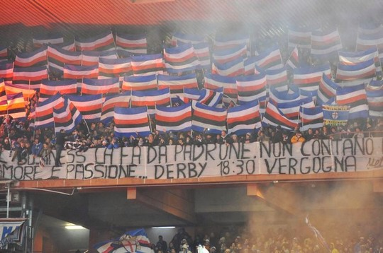 ultras sampdoria-genoa 2