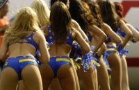 cheerleaders del boca