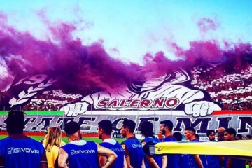 SALERNITANA - PALERMO 25.08.2018