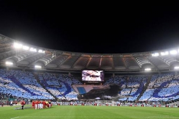 Lazio - Roma 15.4.2018