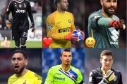 Contest Best Player Serie A 2018/2019 - Categoria Portieri